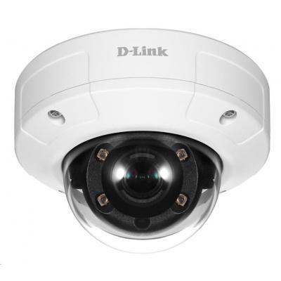 D-Link DCS-4633EV Vigilance Full HD Outdoor Vandal-Proof PoE Dome Camera