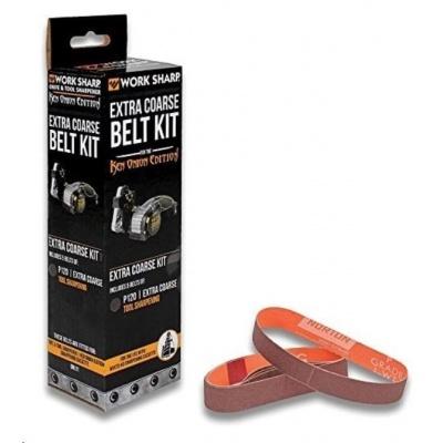Work Sharp - Belt Kit for P120 Extra Course  PP0002934 Qty 5 - náhradní brusné pásky