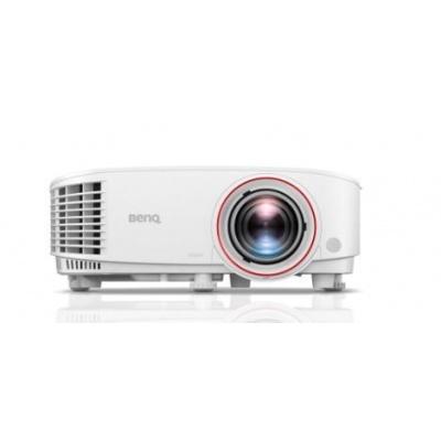 BENQ Dataprojektor TH671ST 1080P; 3000 AL; 10,000:1; HDMI, 10W speaker