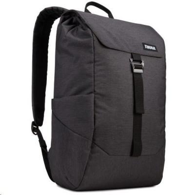 """THULE batoh Lithos pro Macbook 15"""", 16 l, černá"""