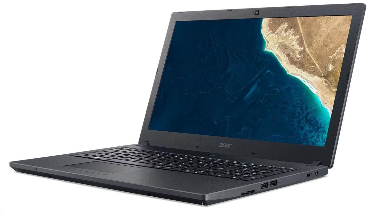 "ACER NTB TMP2510-G2-M-55S2 - i5-8250U,15.6""FHD IPS,8GB,256SSD,HD graphics,noDVD,čt.pk,USB-C,W10P,shale black,2r on-site"