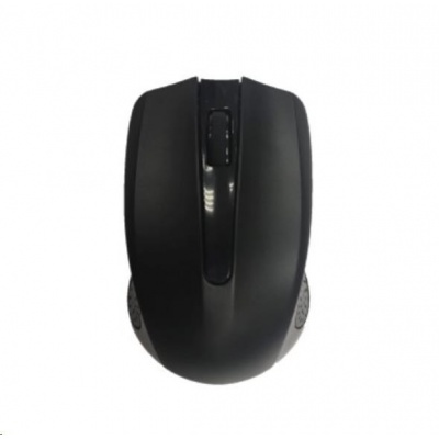 ACER 2.4GHz Wireless Optical Mouse, black, retail packaging