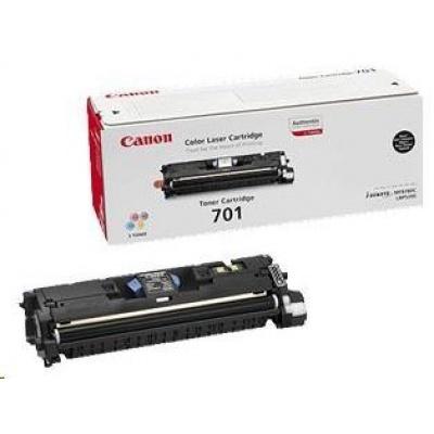 Canon LASER TONER black EP-701BK (EP701BK) 5 000 stran*