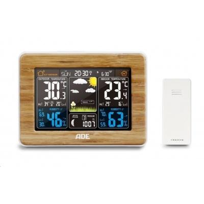 ADE WS 1703 bamboo - meteorologická stanice