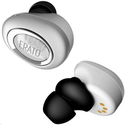 ADATA Earphones ERATO MUSE 5 (White), Wireless, Bluetooth sluchátka