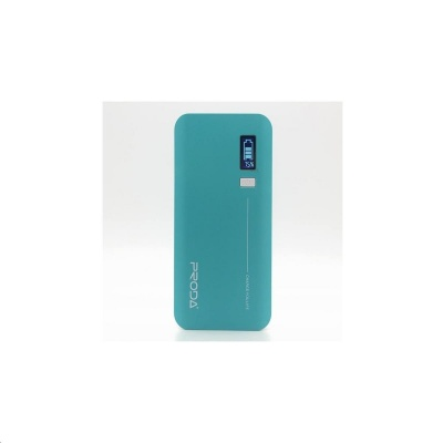REMAX PowerBank Proda 20000 mAh, LED display, modrá barva   EXCLUSIVE
