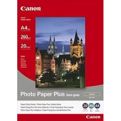 Canon PAPÍR SG-201 A4 20ks (SG201)