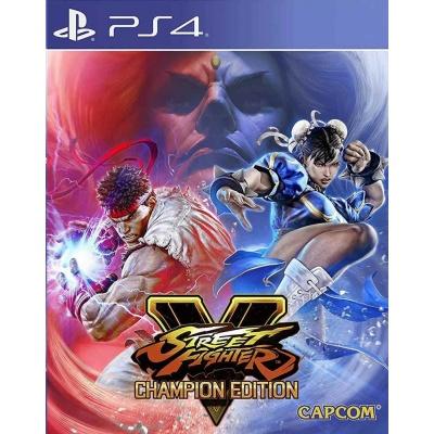 PS4 STREET FIGHTER V: CHAMPION EDITION