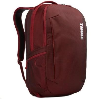 """THULE batoh Subterra pro MacBook Pro 15"""", 30 l, vínově červená"""