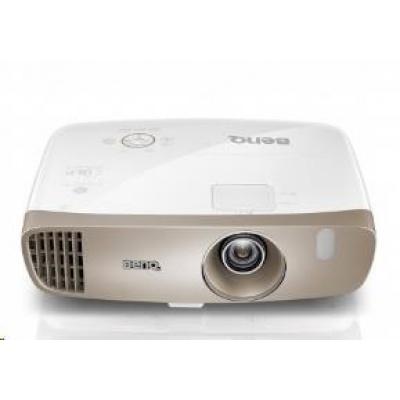 BENQ Dataprojektor W2000+ (2200ANSI, Full HD 1080p, 10W speaker)