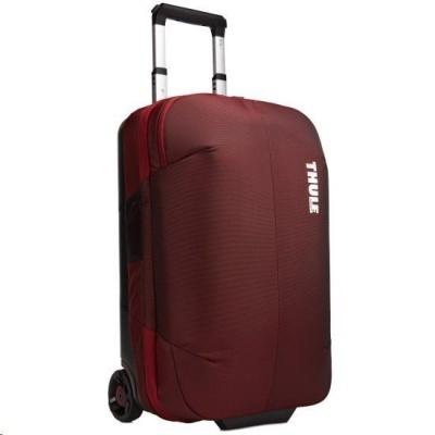 THULE kufr na kolečkách Subterra, 36 l, vínově červená