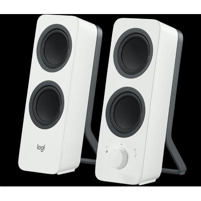 Logitech Speakers Z207 Stereo 2.0, bluetooth, white