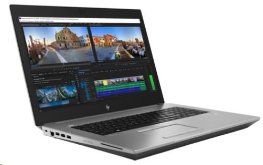 ZBook 17 G5 i7-8850H 17,3 FHD,16GB DDR4 2666,256GB turbo m.2 TLC, Fpr,WiFiAC,BT, P3200/6GB, Win10Pro