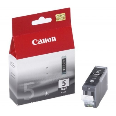 Canon BJ CARTRIDGE black PGI-5BK (PGI5BK)