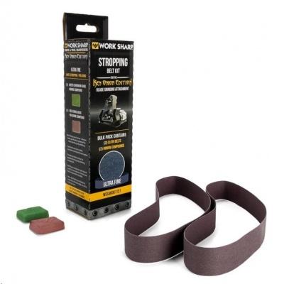 WSKTS  - KO Cloth Belt Strop Kit - náhradní brusné pásky