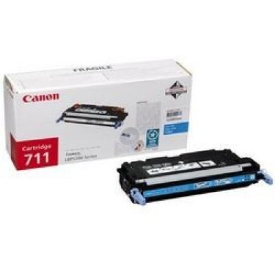Canon LASER TONER cyan CRG-711C (CRG711C) 6 000 stran*