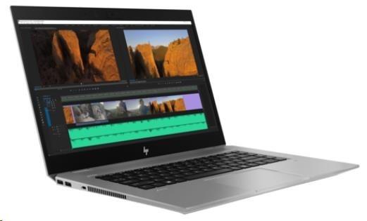 ZBook Studio G5 i7-8750H 15 FHD,16 GB DDR4 2666, 512GB Turbo m.2 TLC, WiFi AC, BT, FPR, P1000/4GB, Win10Pro