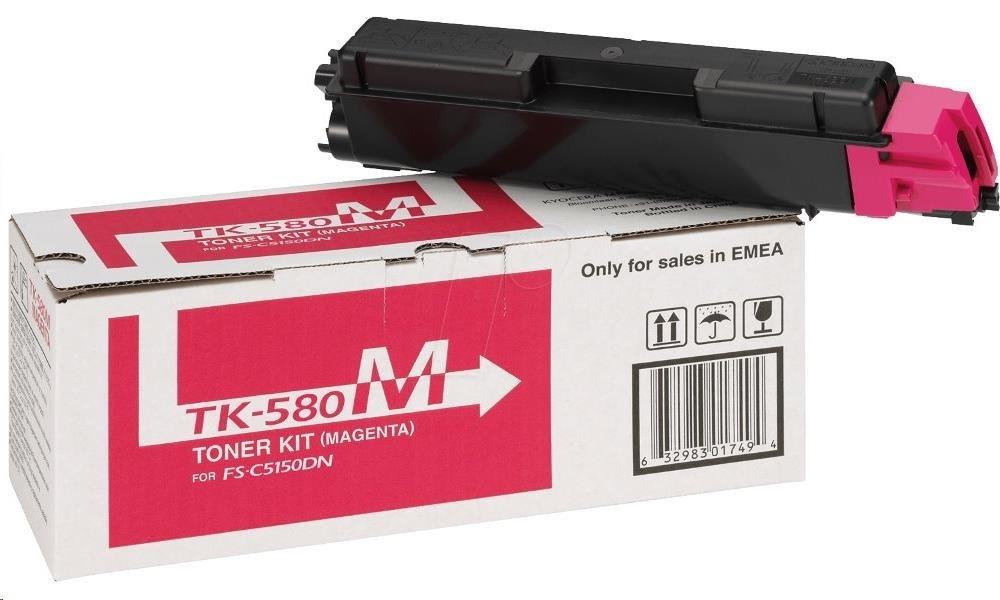 KYOCERA Toner TK-580M