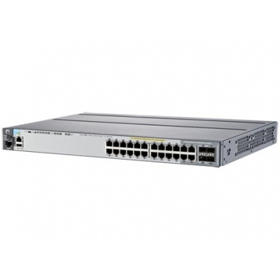 Aruba 2920 24G POE+ Switch