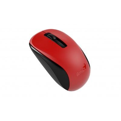 GENIUS myš NX-7005/ 1200 dpi/ bezdrátová/ červená