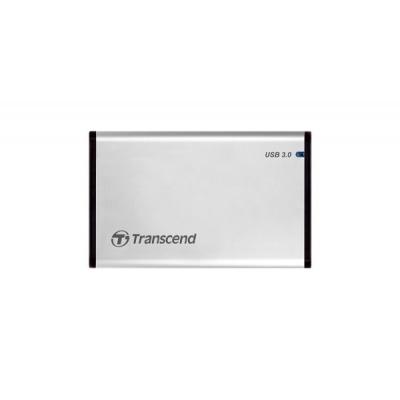 TRANSCEND externí rámeček na HDD StoreJet 2.5 SATA (USB 3.0)