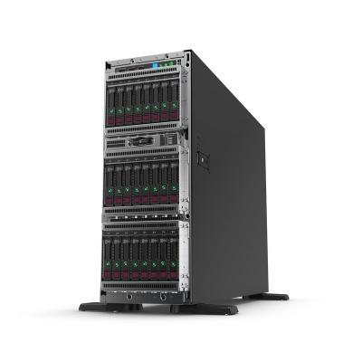 HPE PL ML350G10 4110 (2.1G/8C/2400) 1x16G 8SFF P408i-a/2GSSB 1x800W RPS iLo T4U NBD333 877621R-421 RENEW