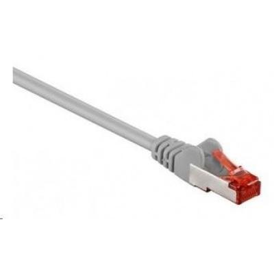 Intellinet Patch kabel Cat6 SFTP LSOH 0,5m šedý