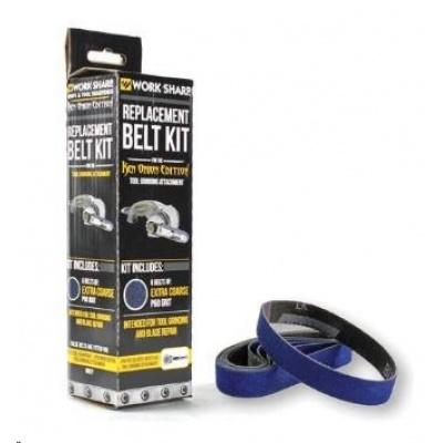 Work Sharp - WSKTS  Ken Onion Edition  Tool Grinder  Attachment Belt Kit Qty 5 - náhradní brusné pásky