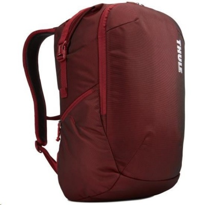 """THULE batoh Subterra pro MacBook Pro 15"""", 34 l, vínově červená"""