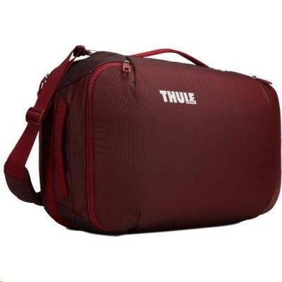 THULE cestovní taška / batoh Subterra, 40 l, vínově červená