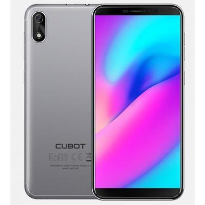 Cubot J3, Dual SIM, 16 GB, 1GB RAM, šedá