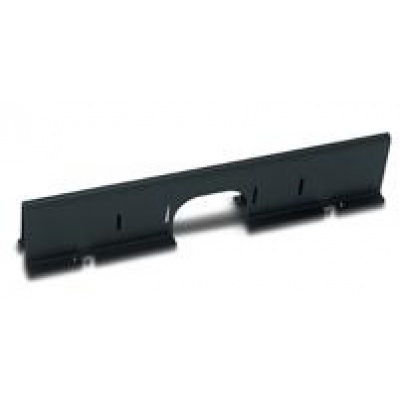 APC Shielding Partition Pass-through 600mm wide Black