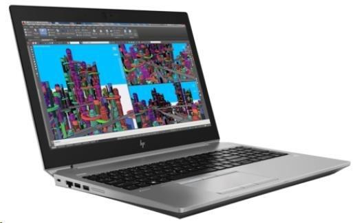 ZBook 15 G5 E-2186M 15 UHD, 2x16GB DDR4 2666, 512GB Turbo m.2 TLC, WiFi AC, BT, FPR, P2000/4GB, Win10Pro