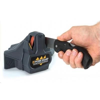 Work Sharp Combo  Knife Sharpener - International - elektrická bruska nožů