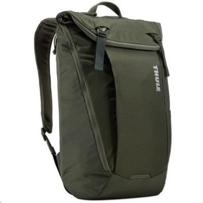 """THULE batoh EnRoute pro MacBook 15"""", 20 l, armádní zelená"""
