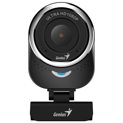 GENIUS webkamera QCam 6000/ černá/ Full HD 1080P/ USB2.0/ mikrofon