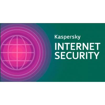 Kaspersky Internet Security 2019 CZ multi-device, 2 zařízení, 1 rok, nová licence, elektronicky