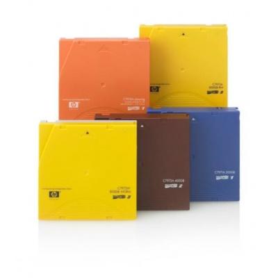HP LTO-5 Ultrium 3 TB, C7975A (1x HP LTO-5 Ultrium 3TB RW Data Cartridge. Write-on label only. No bar code label.)