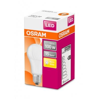 OSRAM LED STAR CL A Fros. 13W 827 E27 (Krabička ks)
