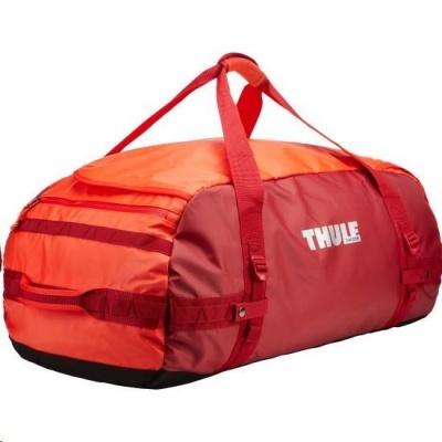THULE cestovní taška Chasm, 90 l, oranžovo-červená