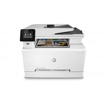 HP Color LaserJet Pro MFP M283fdn (A4, 21 ppm, USB 2.0, Ethernet, Print/Scan/Copy/fax, Duplex)