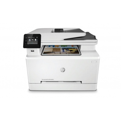 HP Color LaserJet Pro MFP M283fdw (A4, 21 ppm, USB 2.0, Ethernet, Wi-Fi, Print/Scan/Copy/fax, Duplex)