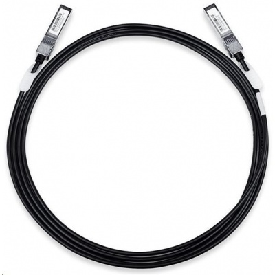 TP-Link TXC432-CU1M SFP+ Direct Attach Cable, 10Gbps, 1m