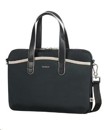 "Samsonite Nefti BAILHANDLE 13.3"" - Black/Sand"