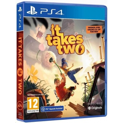 PS4 hra It Takes Two